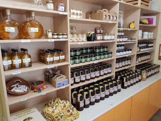 Čebelarstvo Kozmus Ponudba Med
