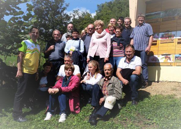 Izlet članov čebelarskega društva Tišina